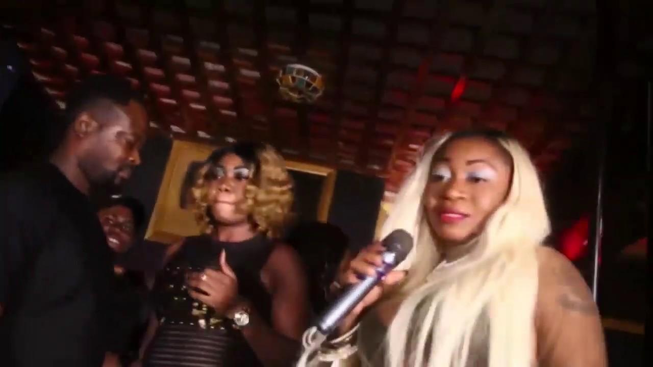 Download Sandra Aigbogun (Sandoka) Live Performance In Ghana
