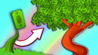 Growing a Billion Dollar Money Tree!
