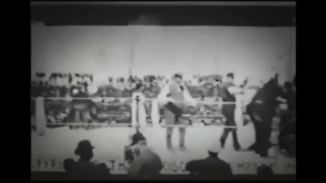The Corbett Fitzsimmons Fight, 1897