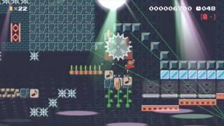 疾走!スピードラン!~陽隠~[SPEED RUN 70sec]: Beating Super Mario Maker's Hardest Levels!