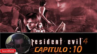 Resident Evil 4 Capitulo 10 (GamePlay Español HD)