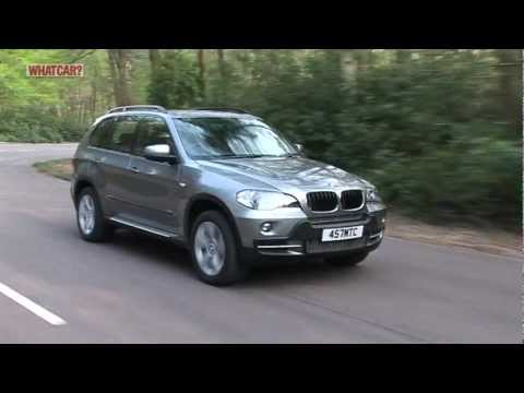 bmw x5 4x4 review what car youtube. Black Bedroom Furniture Sets. Home Design Ideas