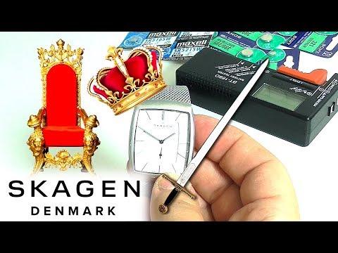"""SKAGEN – """"доступная роскошь"""" для датских королей"""