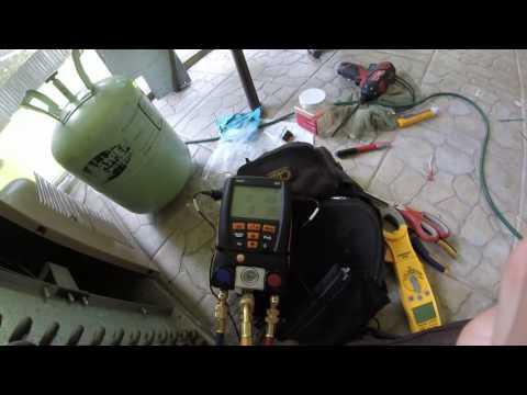 HVAC Mad Scientist Project Ice Machine - Part 2