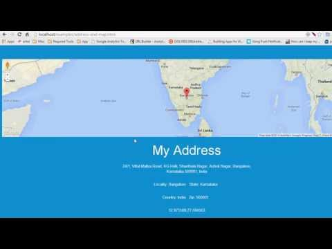 HTML 5 Geolocation Library