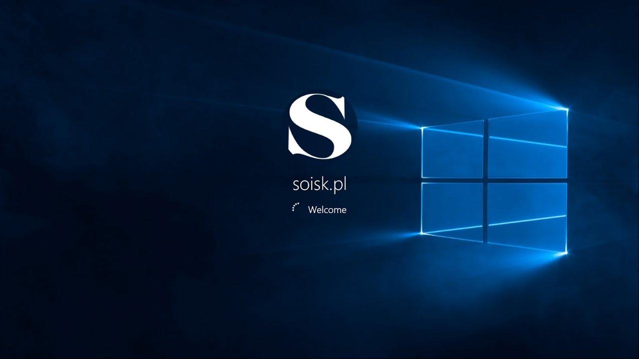change locked desktop background windows 10