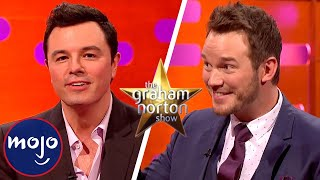 Top 10 Most Hilarious Graham Norton Guests