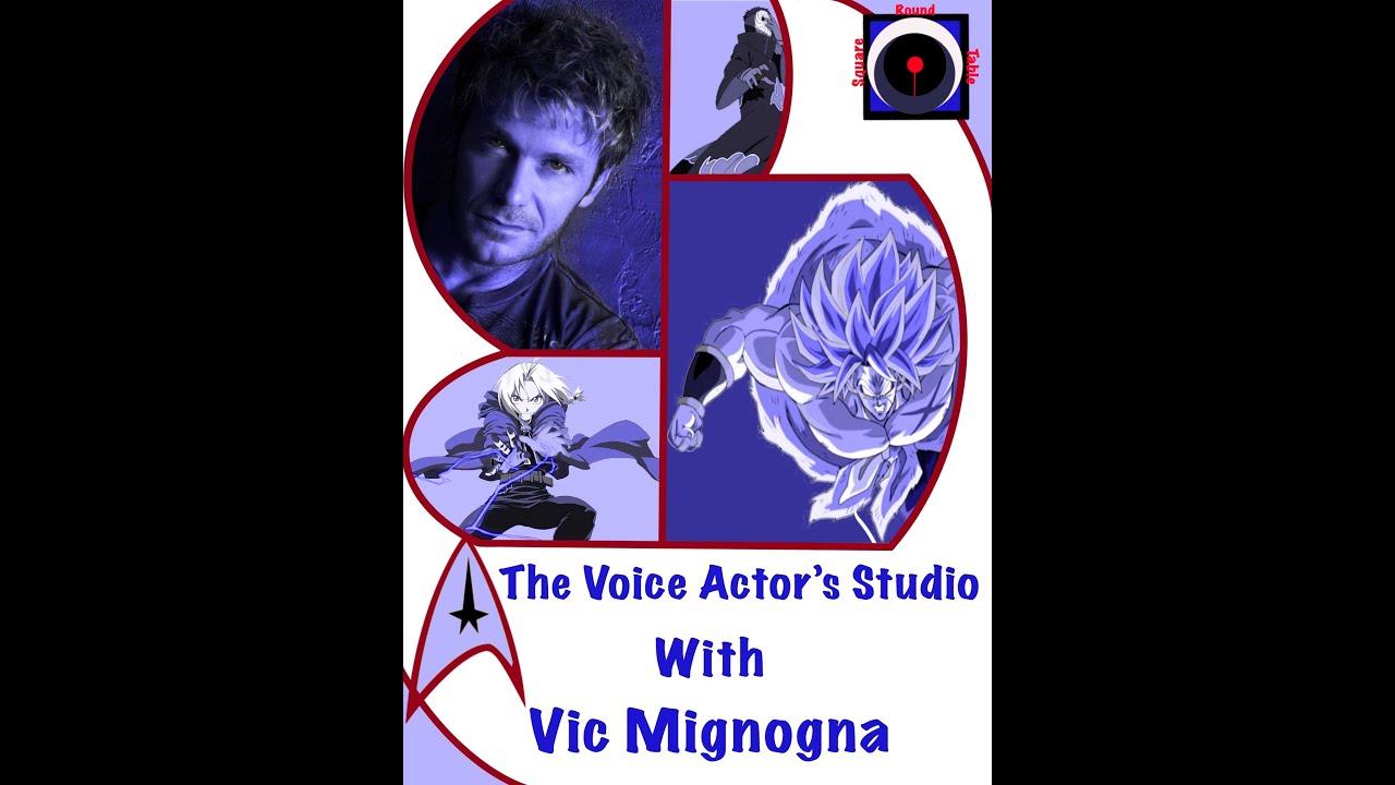 Mignogna voices vic Vic MIGNOGNA