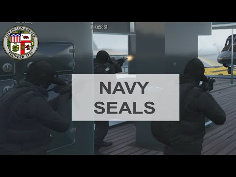 GTA IV/5: DPS Clan - Navy Seals - Special Patrol - Ep. 15