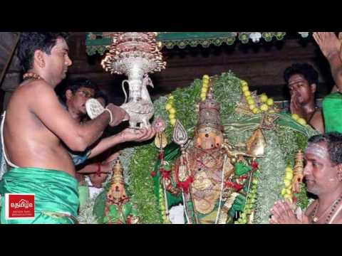 Thiruchendur Murugan Celebration on 8th Day of Maasi month