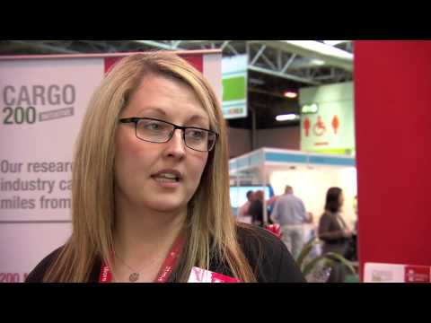 Peel Ports Zara Giles discusses Multimodal 2015