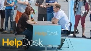Rob Bell: Advice for a Woman Whose Family Objects to Her Fiance   Help Desk   Oprah Winfrey Network