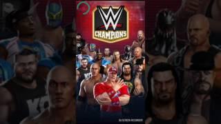 Обзор игры для android WWE Champions Free Puzzle RPG