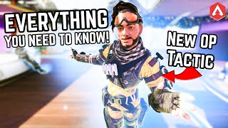 Mirage TOWN TAKEOVER!! Everything You Need To Know + SECRETS u0026 New Mirage Meta! Apex Legends