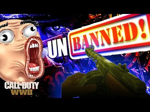 We're back (UNBANNED) | Chrome Camo | #1 Ranked Account | COD:WWII | Level 570