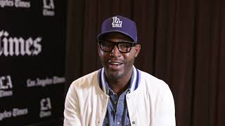Karamo Brown at the L.A. Times Festival of Books