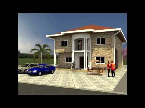 Construire en toute s curit la maison de vos r ves au for Maison duplex moderne