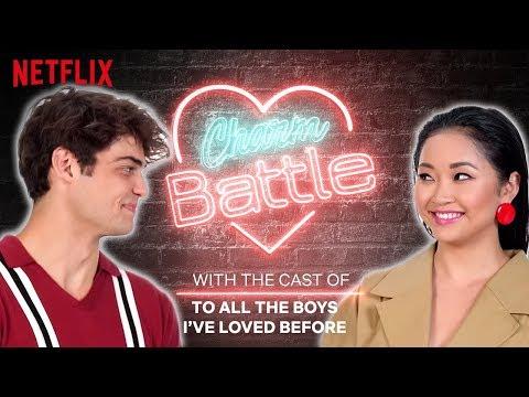 download NOAH CENTINEO FLIRTS WITH LANA CONDOR | Charm Battle | Netflix