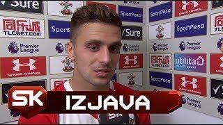 Dušan Tadić o Porazu od Mančester Sitija i Mundijalu 2018 | SPORT KLUB Fudbal