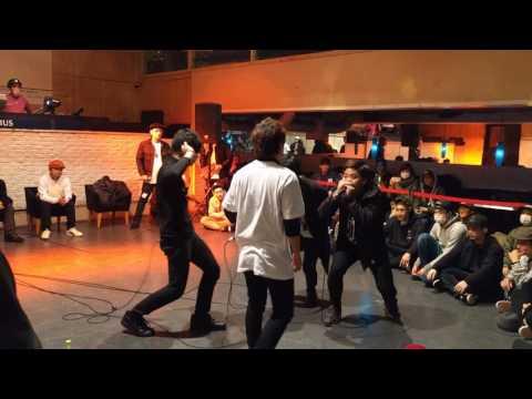 Underground Beatbox Battle in Tokyo!