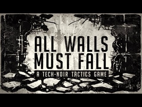 All Walls Must Fall Gameplay 2018 - XCOM Meet's Rhythm and Time!