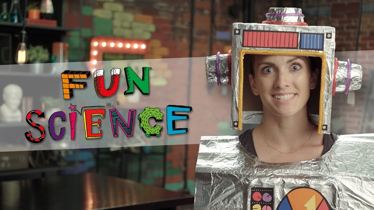 Emily Kuchar Wikipedia Stunning will robots ever be smarter than us?   fun science - youtube
