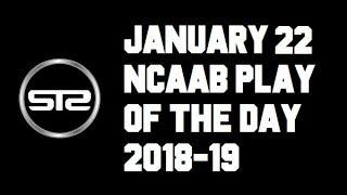 1/22/19 Free #NCAAB Picks of The Day - CBB Pick Today ATS Tonight #Peacocks #Niagara
