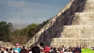 Yucatan Informativo TV Equinoccio De Primavera En Chichen Itza