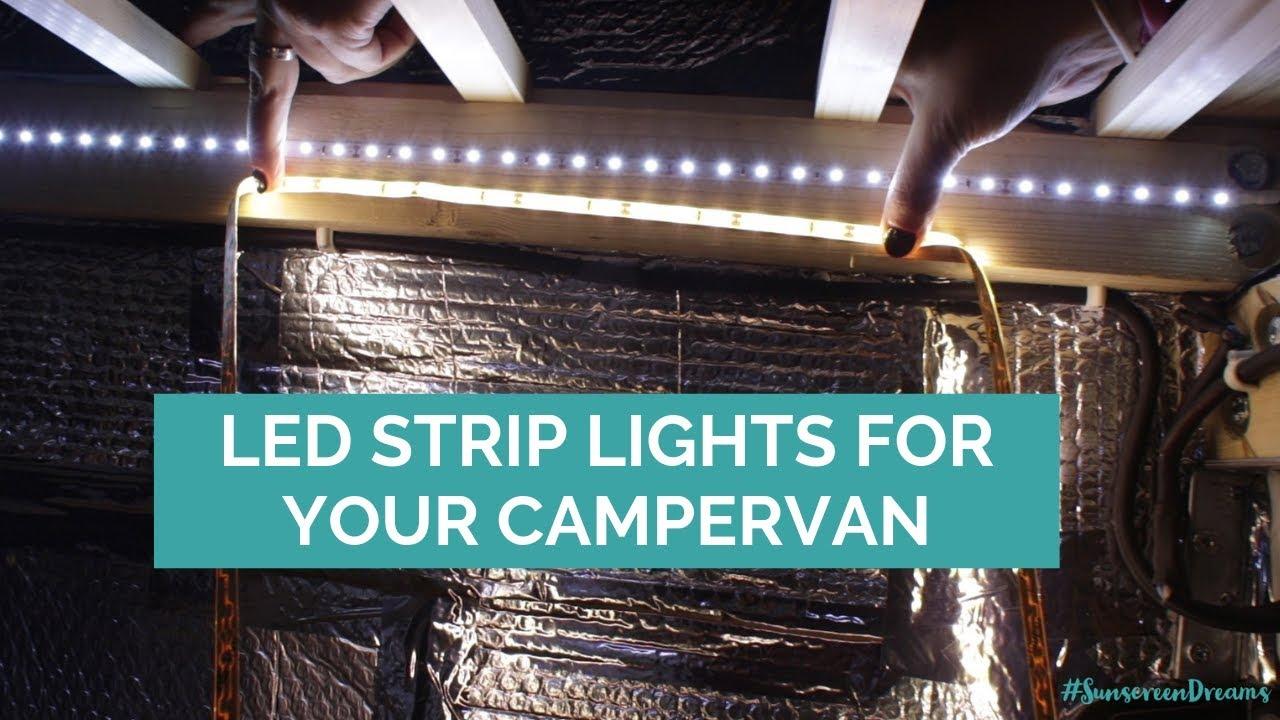 Camper Van Light What Led Lighting