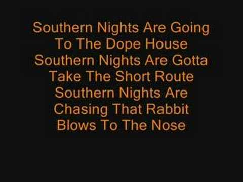 BoonDoX - Southern Nights (With Lyrics)