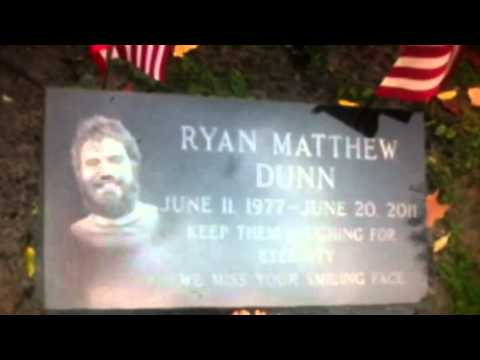 Ryan Dunn Grave Youtube