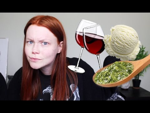 WEIRD FOODS VEGETARIANS CAN'T EAT