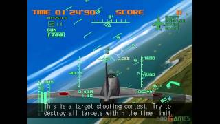 Aerowings 2: Airstrike - Gameplay Dreamcast HD 720P