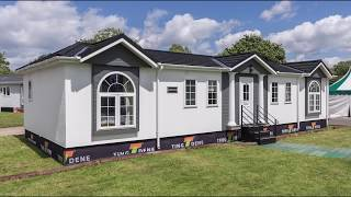 Residential Park Home Tour | The Kensington By Tingdene Homes
