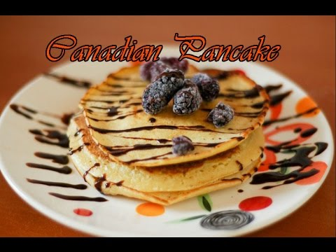 how-to-make-canadian-pancakes-|-canadian-pancake