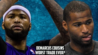 Kings Trade Demarcus Cousins! | Worst Trade Ever? Where Do They Go From Here?
