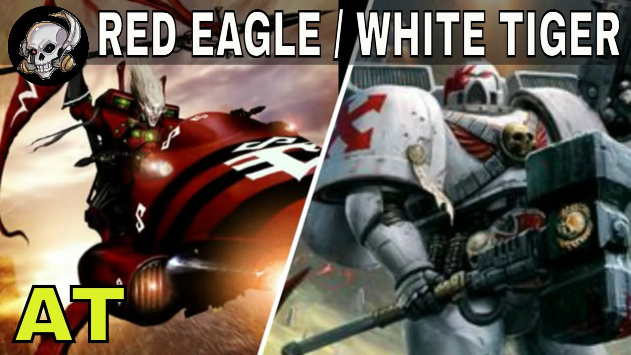 RED EAGLE WHITE TIGER Story So Far