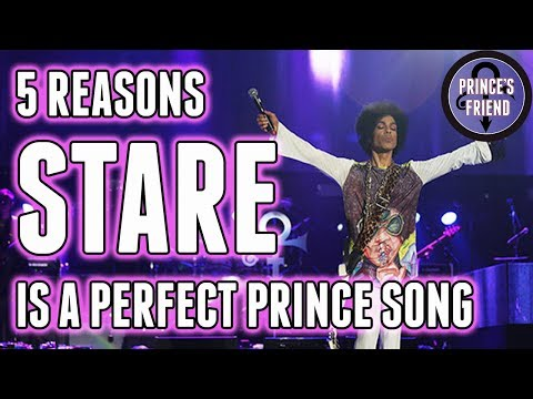 5 Reasons Why STARE is the Perfect Prince Song