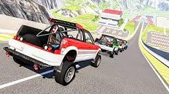 Epic High Speed Jumps #84 – BeamNG Drive | CrashBoomPunk