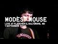 Capture de la vidéo Modest Mouse 9.1.1996 (Full Set)
