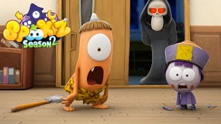 Spookiz | Season 2 - Episode 6-10 COMPILATION | Cartoons for Children 스푸키즈