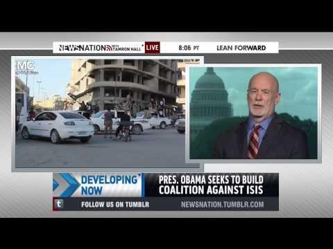 Huffpost's David Wood on MSNBC's NewsNation With Tamron Hall
