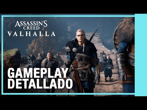 Assassin's Creed Valhalla - Gameplay Oficial de 30 Minutos