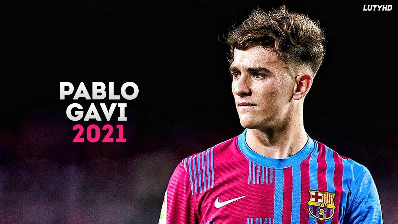Download Pablo Gavi 2021/22 - The Future of Barcelona | Skills & Tackles | HD