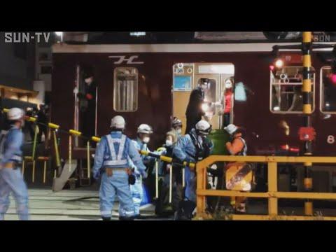 阪急神戸線で事故 けが人なし 一部区間で運転見合わせ