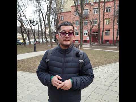О чем мечтает Александр Кинжинов?