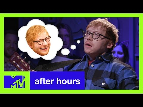 Rupert Grint Just Ended Ed Sheeran  After Hours  MTV