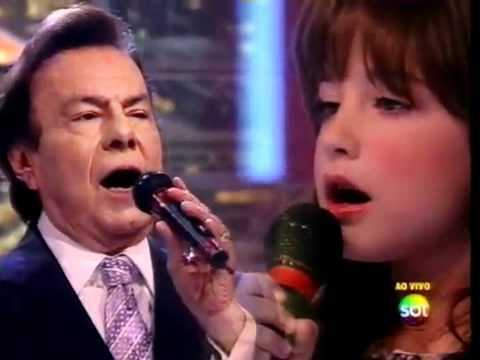 Giulia Soncini E Agnaldo Rayol Emociona O Apresentador RATINHO!!!