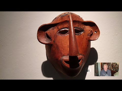Tribal Art Auction at Dorotheum on 4 October 2021. Preview video