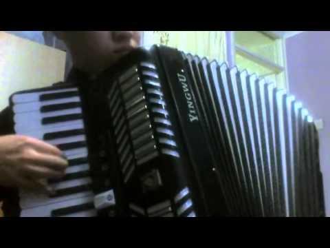 Super Meat Boy - Betus Blues (World 2 Light) Theme Accordion Version